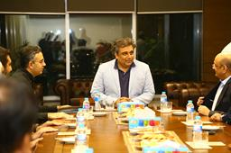 Minister Ali Zaidi Visited PQA - 36