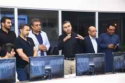 Minister Ali Zaidi Visited PQA - 42