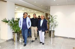 Minister Ali Zaidi Visited PQA - 43