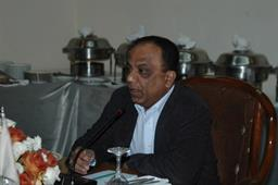 Minister of Port and Shipping Mr Babar Ghori Visit PQA Feb 2009 - 18
