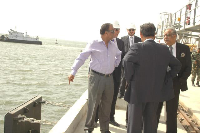 Minister P and S Visit - 7