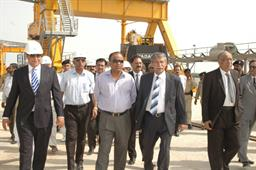 Minister P and S Visit - 9