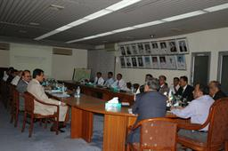 Minister P and S Visit - 2