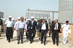 Minister P and S Visit - 6