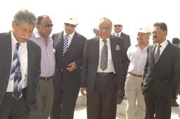 Minister P and S Visit - 8