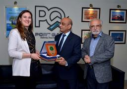 Nether-land Council General visited PQA  - 12