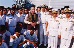 Prime Minister of Pakistan visited PQA on 06th March, 1998 - 1