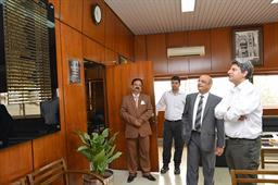 Secretary Maritime Affairs Visited PQA - 2