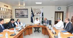 Secretary Maritime Affairs Visited PQA - 6